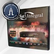 Спутниковый HD ресивер Sat-Integral S-1268 HD HEAVY METAL