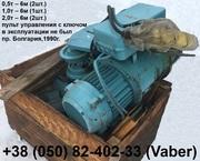 Электро тельфер Болгария 1, 0т – в/п 6м.