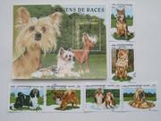 Подборка марок Фауна