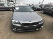 мощный BMW 535 XI 2011