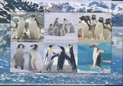 Красивые марки фауна-1