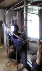 Специалисты по изготовлению изделий из Нержавеющей стали