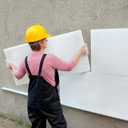В Харькове на объект требуются рабочие на утепление фасада