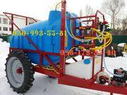 Помощник для фермеров-ОПРЫСКИВАТЕЛЬ ОП2000/ОП2500 (18м)-Польша