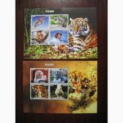 Красивые марки фауна-4