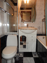 Уютная,  комфортная квартира с приятным ремонтом.