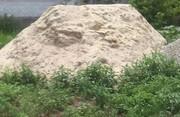 Продам песок,  Для строения и всех видов робот.