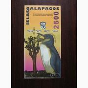 2500 сукре Галапагос 2009 UNC