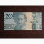 2000 рупий Индонезии 2016 UNC