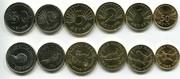 Набор монет Македонии UNC