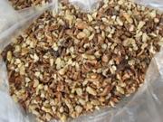 Зерноотходы грецкого ореха. Корм с/х птицам,  животным и рыбам