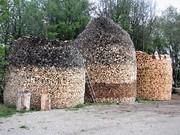 рабочие (бригады) для расчистки лесополос и заготовки дров