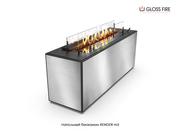 Напольный биокамин RENDER-m2 ТМ Gloss Fire