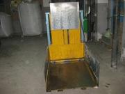 Продам подъемник для палет формат 70х100 18000 грн немец