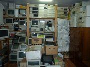 Вывоз и прием старых компьютеров компьтерного хлама мониторов плат
