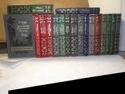 Серия Библиотека приключений (3) переиздание первой. В 18 книгах