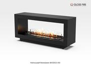 Напольный биокамин Module-m5  ТМ Gloss Fire