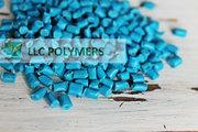 Гранула полиэтилен ПНД 276 (исходное сырье ПНД флакон белый,  синий,  че