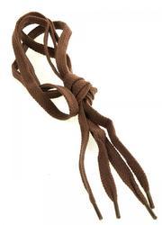 RLA-400022_01,  Шнурки коричневые,  60 см