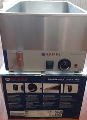 Мармит тепловой Hendi – Kitchen Line GN 1/1-150 (1200 Вт / с краном).