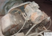 Насос АН 2/16 - горизонтальный,  двухпоршневой  электрический насосный