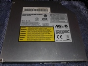 Продам DWD RW привод - дисковод ноутбука DS-8A1P,  разъём IDE,  в идеале
