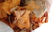 Лаваш,  хлеб нарезанный в ассортименте. Корм животным и птицам