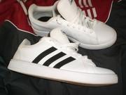 Продам кроссовки кеды ADIDAS GRAND COURT DASE,  оригинал 100 %,  привезены из Англии. 42
