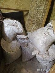 Продам керамзит в мешках. В наличии 6 мешков,  стоимость по 55 грн за м
