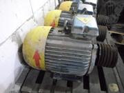 Продам электродвигатель мощностью 15 кВт,  1500 об/мин
