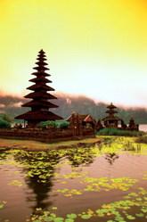 Авиатуры на Индонезийский остров Бали !