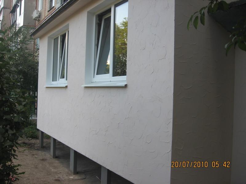 Балкон под ключ, фото 1 харьков slanet.