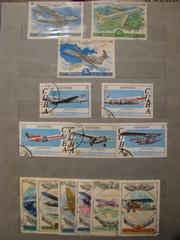 Продам почтовые марки и блоки