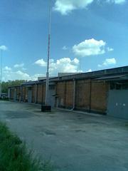 Продам складской коьплекс