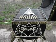 Продам кованый мангал для загородного дома или дачи
