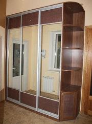 Качественные шкафы-купе и мебель для офиса по Вашим эскизам в Харькове