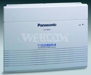 Мини-АТС Panasonic KX-TES824 (плата3*8 и телефон)